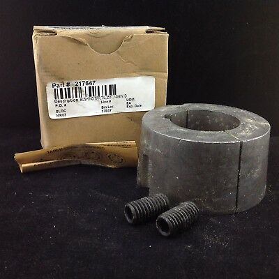 Dodge Taper Lock Bushing 2517 x 1-3/4 KW 217647