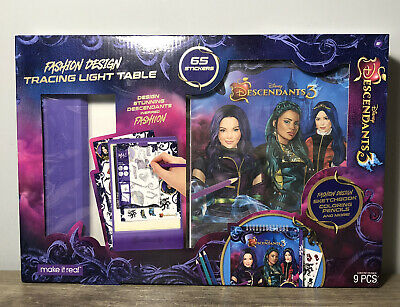 Disney Descendants 2 Fashion Design Sketch Book Make It Real Brand New 24 00 Picclick Uk