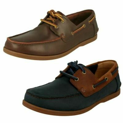 Clarks Ormand Sail Chaussures Bateau Homme
