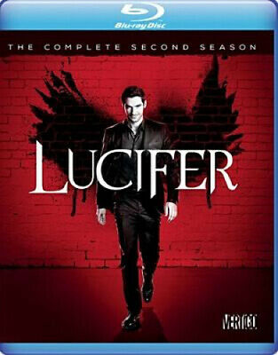 Lucifer: The Complete Second Season - DVD - New - Free Shipping.