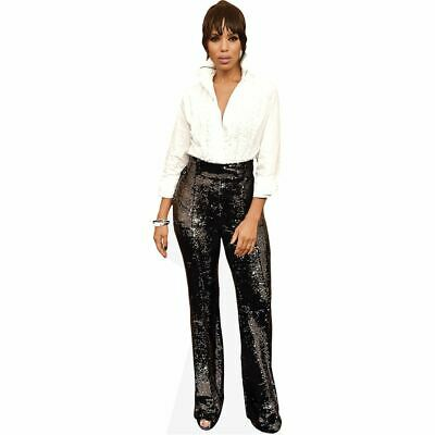 Kerry Washington (White Shirt) Life Size Cutout