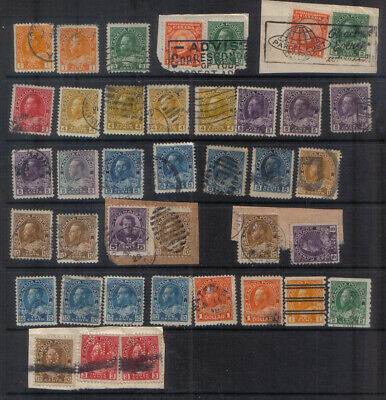 Canada George V 1922-31 Clearout