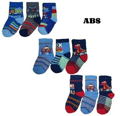 6 Pairs 0-12 Months Union Jack British UK Flag Baby Newborn Infant Toddler Socks 0-36 Months