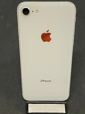 Apple iPhone 8 64GB SILVER (A1905) GSM FACTORY UNLOCKED Excellent Condition
