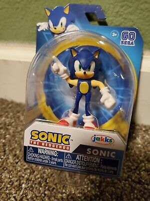 Jakks Pacific 2 5 Metal Sonic The Hedgehog Articulated Action Figure Toy W Gem 24 95 Picclick