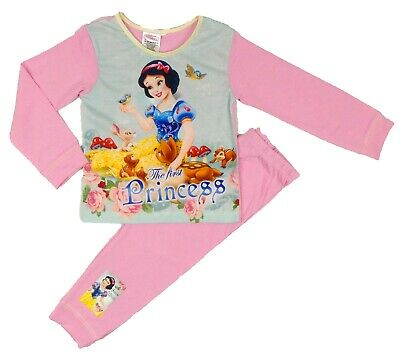 Sizes 12 Months to 4 Years World of Fables Girls Toddler Dumbo Pyjamas Cosy Cotton PJs