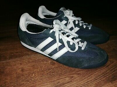 MEN'S ADIDAS DRAGON Trainers in Navy