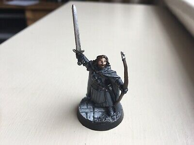 Games Workshop Middle Earth Khamul The Easterling Ft And Mounted