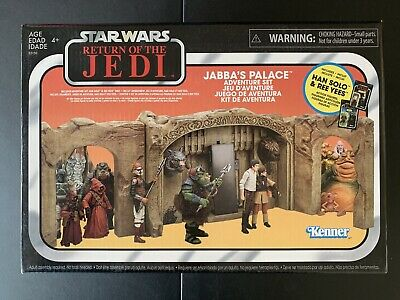 Star Wars The Vintage Collection Jabba's Palace Episode VI Return of The Jedi