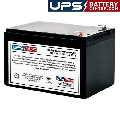 BP700UC UPSBatteryCenter Compatible Replacement Battery Pack for APC Back-UPS Pro 700VA