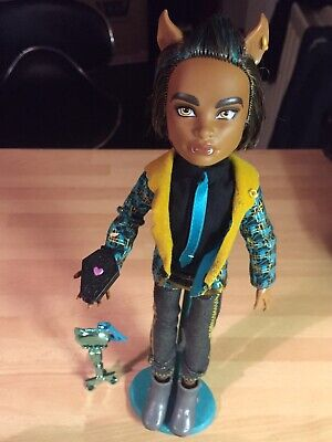 Monster High Clawd Wolf Sweet 1600 Doll 10 00 Picclick Uk