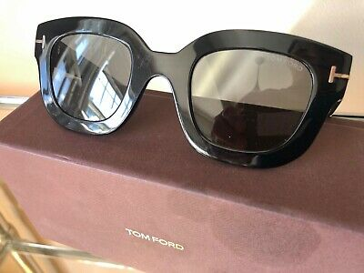 NEW TOM FORD TF 659 45G PIA BROWN MIRRORED AUTHENTIC SUNGLASSES 48-26