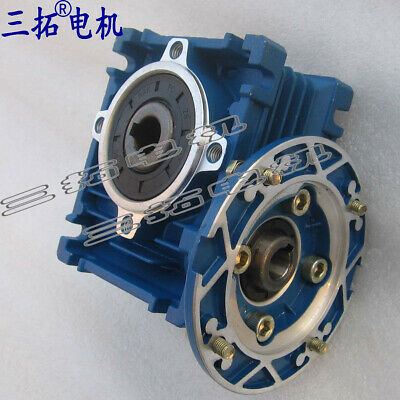Laipple KEB NMS90 Aluminum Gear Box Speed Reducer 10:1 Ratio