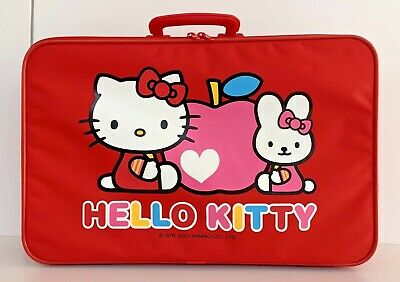 Hello Kitty Red Travel Case