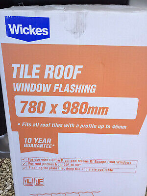 New Access Escape Roof Window 46cm X 75cm Loft Exit Roof Light With Flashing Kit Eur 98 74 Picclick Fr