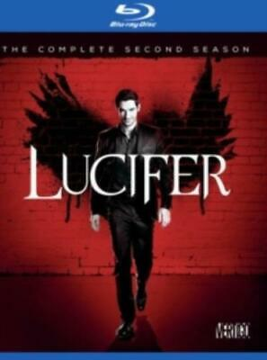 LUCIFER: THE COMPLETE SECOND SEASON (Region A BluRay,US Import.)