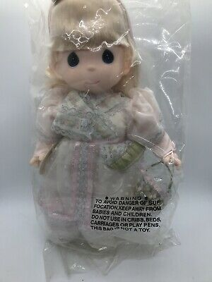 "PRECIOUS MOMENTS 7/"" FRIENDS /& BUDDIES DOLL #1619 KEELY New in Package"