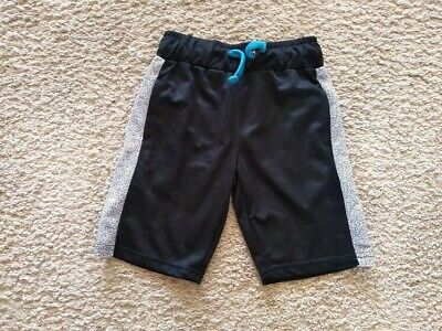 Boys Urban 65 Outlaws Blue Palm printed Twin Pockets  Shorts Age 7-14 Years