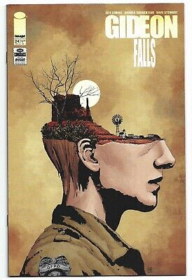 A Image Gideon Falls #23 Cosplay Cover by Jeff Lemire W Andrea Sorrentino