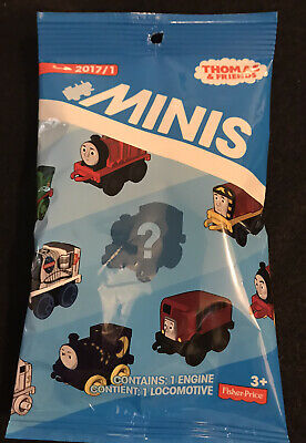Thomas the Tank /& Friends Minis Blind Bags 2019//1 Wave 6 Minis Favors NEW