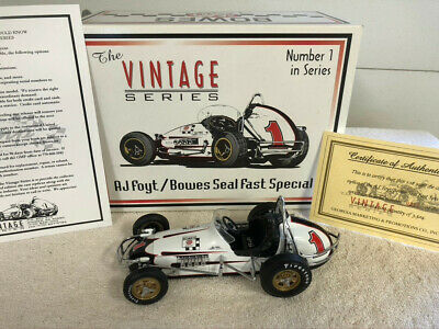 Aw1 GMP DIECAST 1//18 Scale SPRINT CAR Kit The Vintage Series New