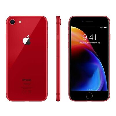 Apple IPHONE 8 (Product) Red - 256 Go Bonded 1 An