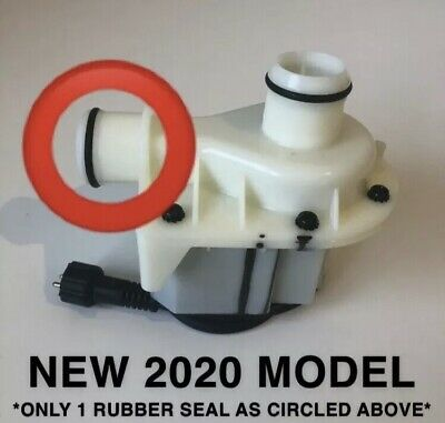 Bestway Lay Z Spa *NEW 2020 STYLE* Water Pump For Lazy Spa Heaters BRAND NEW