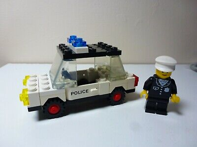 LEGO City Classic Town 6623 Police Car Complete
