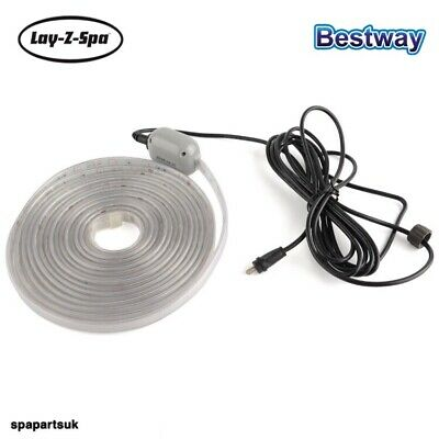 Bestway Lay Z Spa LED Strip Lights For Bali, Paris & New York NEW P61324 Lazy