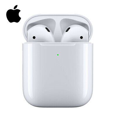 Apple AirPods 2nd Generation with Wireless Charging Case, White, Refurbished⭐⭐⭐⭐