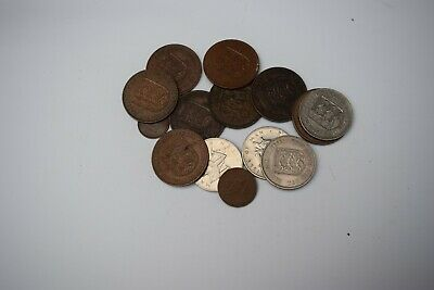 Nice job lot Jersey and Isle of man coins