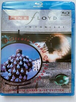Pink Floyd Delicate Sound of Thunder (NEW Blu-ray disc)