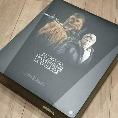 Hot Toys Movie Masterpiece Star Wars Han Solo Chewbacca
