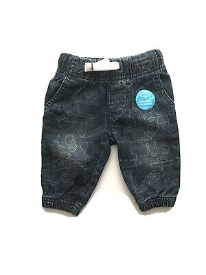 Carter/'s boys toddler jeans denim SHORTS stretch elastic waist 4T NEW $24 #C04