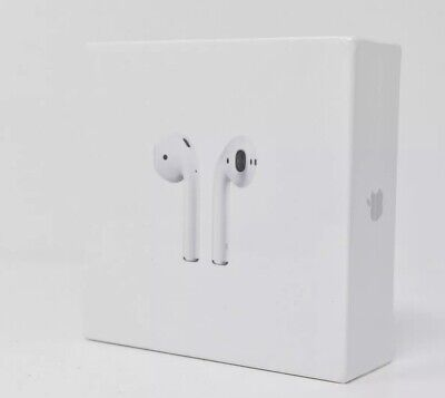 Apple AirPods Generation 2 with Charging Case and Wire MV7N2AM/A