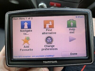 TomTom XXL IQ Live LCD Screen and Touch Screen Digitizer for LMS500HF05-002