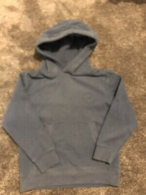 Next Boys Blue Hoodie Size 6 Years Great Condition
