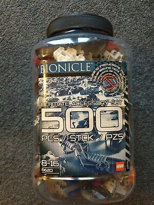Lego bionicle 500 Piece Accessory Pack. Used condition.