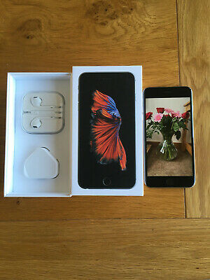Apple iPhone 6s Plus - 16GB - Space Grey (Unlocked) - Excellent Condition