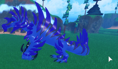 Roblox Dragon Adventures Zinthros 20 00 Picclick
