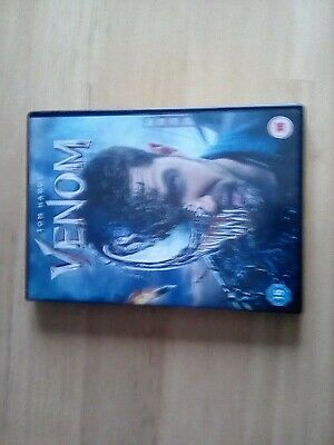 Venom Dvd, Used, Case And disc As New