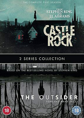Castle Rock: Season 1 and The Outsider – 2 Series Collection (DVD)