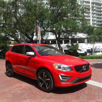 2015 Volvo XC60 One Owner Florida One Owner 2015 Volvo XC60 R Design T6 AWD Exciting Color Combination
