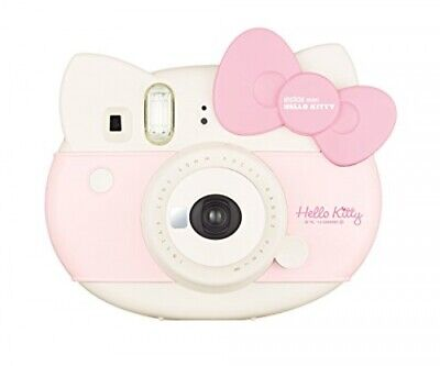FUJIFILM Instax mini Hello Kitty Pink Instant Camera F/S by DHL