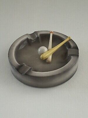 Catch All Change Dish Vintage Hand Painted Ashtray