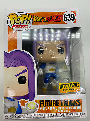 Funko Pop! Animation - Dragon Ball Z - Future Trunks #639 (Hot Topic EXCL) I03
