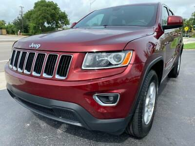 2016 Jeep Grand Cherokee Laredo 4x2 4dr SUV 2016 Jeep Grand Cherokee Laredo 4x2 4dr SUV FLROIDA OWNED Low Miles Drives Great