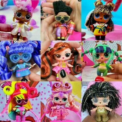 X2 LOL Surprise Hair Vibes Doll Ball Hairvibes Dolls W// 15 Surprises Mix /& Match