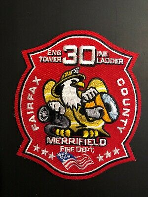 Chesterfield County Fire Department Station 14 Patch Virginia VA