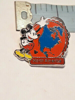 WDW 2012 Hidden Mickey Series Continent Stamps Africa Disney Pin 88610